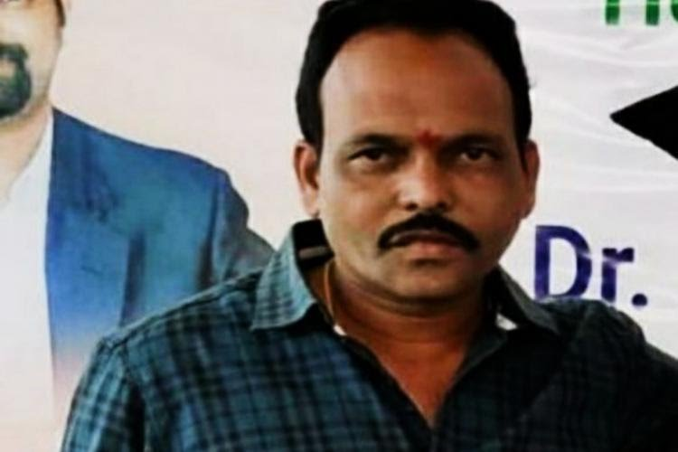Bheemeshwar Rao a former TRS leader killed by Maoists
